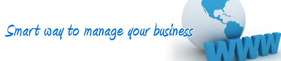 Smart way to manage your business - Design Doha - Website Design, Development, Hosting, SEO