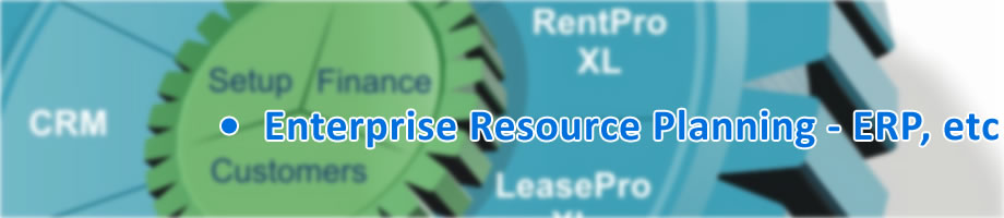 Enterprise Resource Planning - ERP, etc - Design Doha - Website Design, Development, Hosting, SEO
